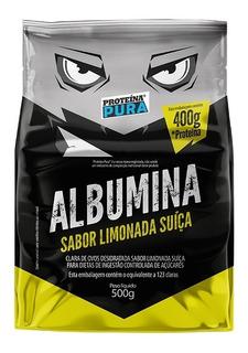 Clara De Ovo Desidratada 500g - Proteína Pura