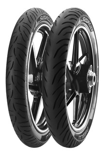 Kit Cubiertas Pirelli Super City Yamaha Sz Rouser 135 C