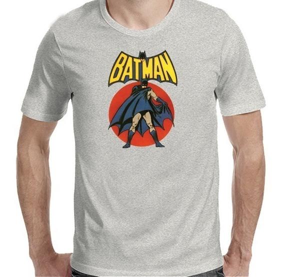 Remeras Batman Dc Comics |de Hoy No Pasa|04