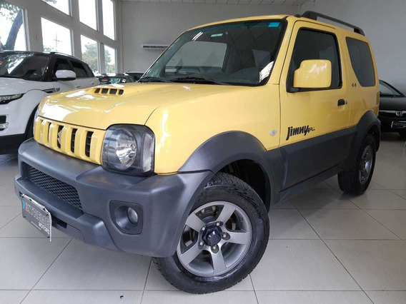 Suzuki Jimny 4all 1.3 16v Gasolina Mec. 2016