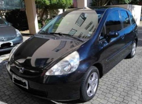 Honda Fit 2006 1.4 Lxl 5p