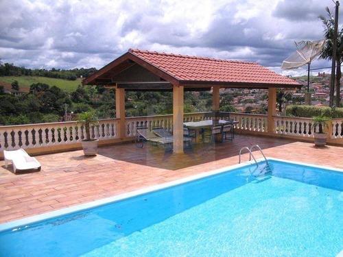 Chácara Residencial À Venda, Serra Negra, Bom Jesus Dos Perdões - Ch0601. - Ch0601