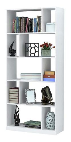 Estantería Balagan Biblioteca Repisa Living Oficina Delta