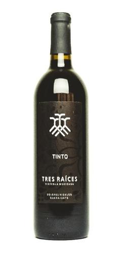 Vino Tinto Ensamble Tres Raíces 750 Ml