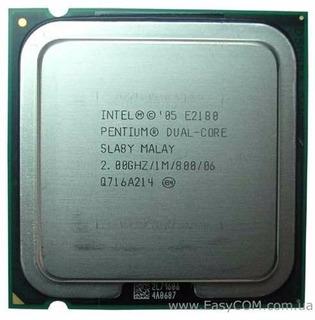 Processador Dual-core 2.00 Ghz - E2180 + Cooler Original