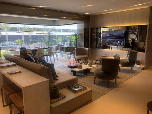 Apartamento À Venda, 89 M² Por R$ 863.000,00 - Tatuapé - São Paulo/sp - Ap5976