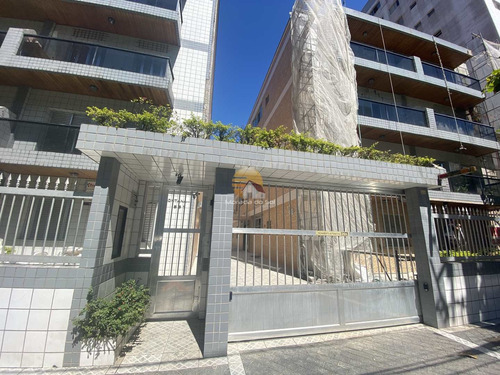 Apartamento Com 1 Dorm, Canto Do Forte, Praia Grande - R$ 155 Mil, Cod: 5794 - V5794
