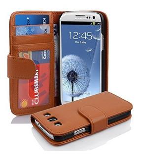 Funda La Funda De Libro Cadorabo Funciona Con Samsung Galaxy