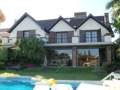 Excelente Casa En Bahia Del Sol, Las Mejores Vistas, Amarra
