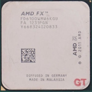 Processador Amd Fx 6100 3.3ghz