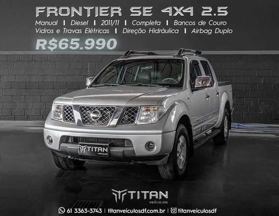 Nissan Frontier Se 2.5 4x4 Tb Manual
