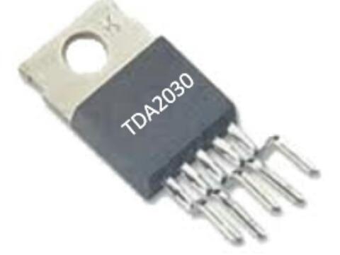 Tda 2030 Circuito Integrado Lote Com 4 Unidades