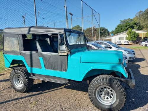 Ford  Jeep Wilis
