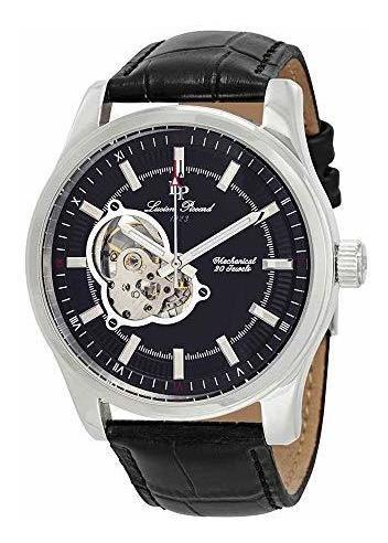 Lucien Piccard Lp-40006m-01 Morgana Reloj Mecánico Con Visua