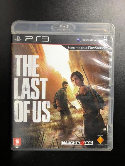 The Last Of Us Ps3 - Original - Mídia Física - Seminovo