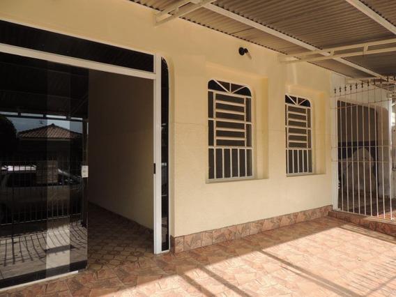 Casa Residencial Ou Comercial Para Alugar, 319 M² - Jardim Vista Alegre - Paulínia/sp - Ca1436