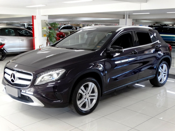 Mercedes-benz Gla 200 1.6 Cgi Vision 16v Turbo 4p 2015