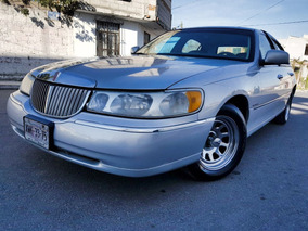 Lincoln Town Car Cartier Piel At 1998