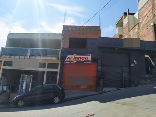 Salão Comercial Aceita Permuta Em Chacara - Ai20909