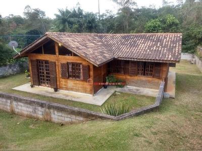 Casa Térrea No Condomínio Residencial Fazenda Da Ilha, 3 Dormitórios Sendo 1 Suite, Sala 2 Ambientes, Terreno 760 M², Amplo Quintal. - Ca2486