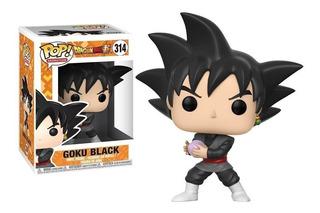Funko Pop! Dragon Ball - Goku Black #314