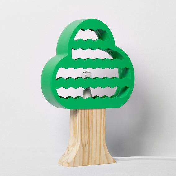 Abajur Arvore Verde - Tree - Baby - Carambola