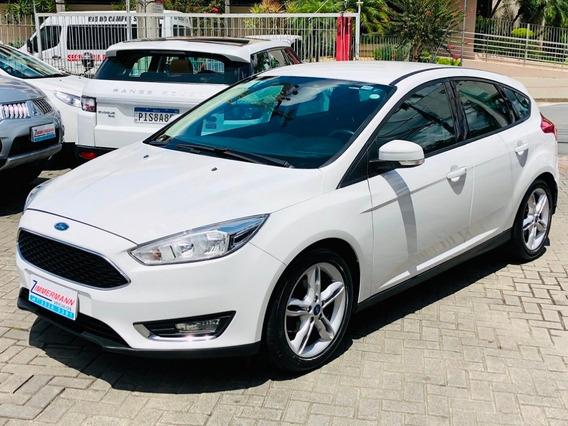 Ford Focus Se 1.6 2017 Unico Dono E Com Apenas 44.000 Km