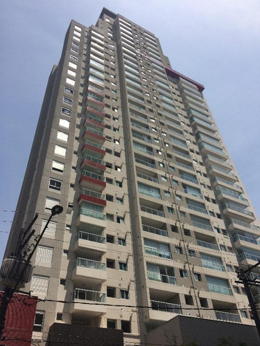 Imagem 1 de 10 de Apartamento Residencial À Venda, Jardim Anália Franco, São Paulo. - Ap5251