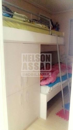 Imagem 1 de 14 de Apartamento Em Condomínio Padrão Para Venda No Bairro Vila Santo Antônio, 2 Dorm, 2 Suíte, 1 Vagas, 83 M - 1280