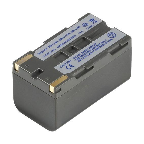 Bateria Para Filmadora Samsung Série-sc Sc-w61 Longa Duraca