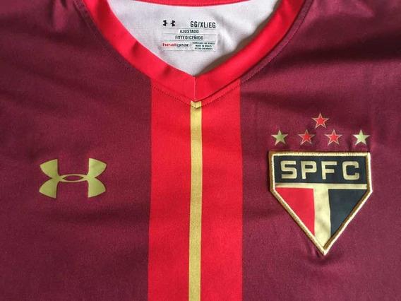 Camisa Iii Under Armour São Paulo Fc Unif 3 2015 15/16 Spfc
