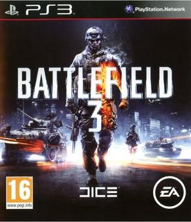 Battlefield 3 Ps3 Ps3 (no Cd) Psn