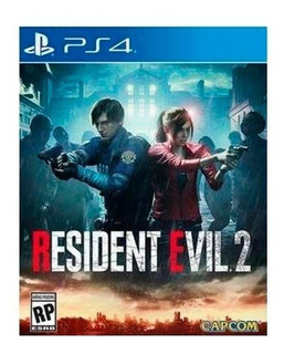 Resident Evil 2 Nuevo Playstation 4 Ps4 Vdgmrs