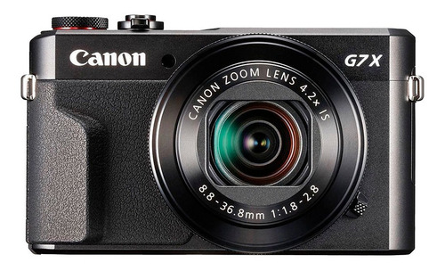 Câmera Fotográfica Powershot G7 X Mark Ii Canon Preta