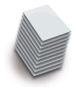 Zk Idcard02-paquete De 10 Tarjetas Id Ultradelgadas Foliada
