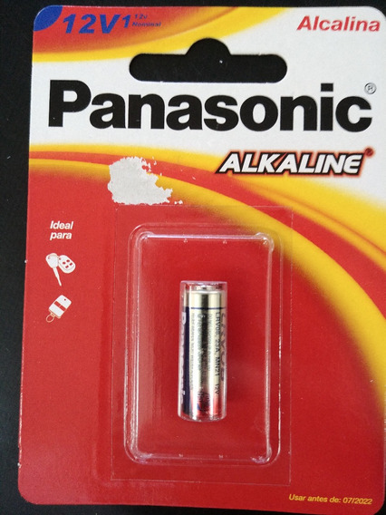 Bateria Panasonic 12v Power Alkaline C/2
