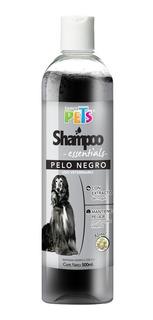 Shampoo Perro Pelo Negro Essentials Fancy Pets 500ml