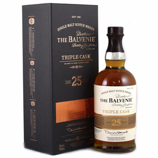 Whisky The Balvenie Triple Cask Single Malt 25 Años
