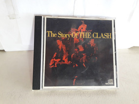Cd The Clash The Story Of Frete 12,00