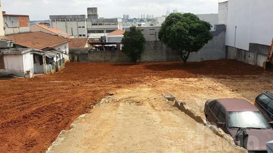 Locação Terreno Sao Caetano Do Sul Bairro Osvaldo Cruz Ref: - 1033-6806