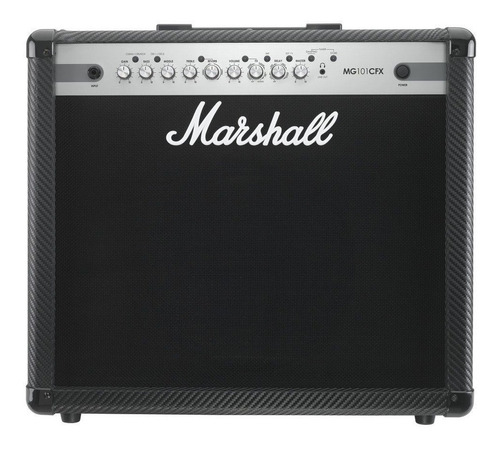 Marshall Mg 101 Cfx Ampli Amplificador De Guitarra 100 W