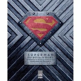 Livro Superman Os Arquivos Secretos Do Homem De Aço