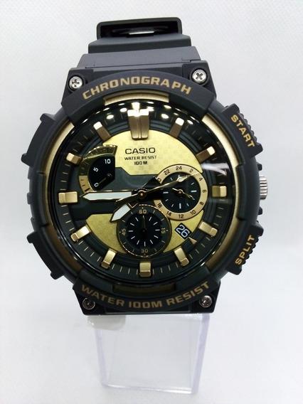 Reloj Casio Mcw200h-9av Chronograph