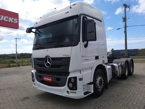 Mercedes Benz Mb Actros 2651 - Selectrucks