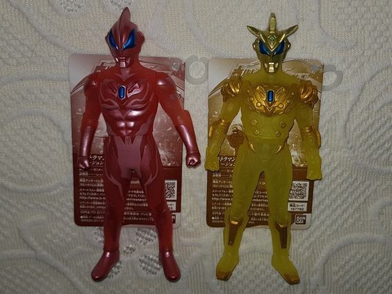 Ultraman Geed Edição Festival Translucida Limitada 12xsemjur