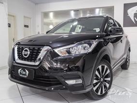 Nissan Kicks Sv Limited 1.6 Aut 2017 Preta Flex