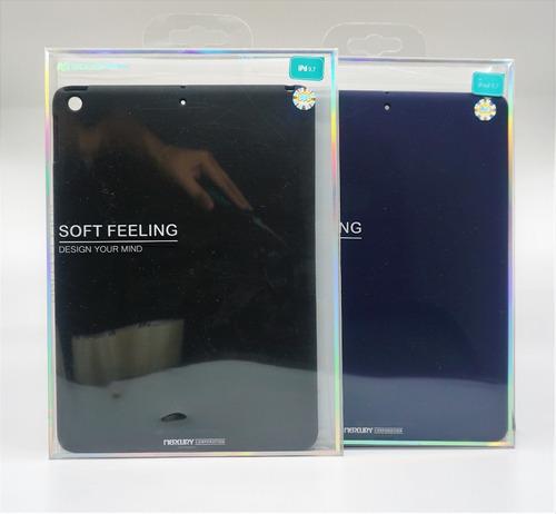 Funda Protector iPad 9.7 Goospery Sf Jelly Case