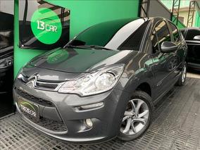 Citroën C3 1.5 Tendance 8v Flex Manual - Couro