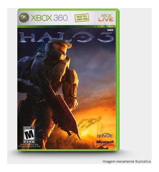 Halo 3 - Original Xbox 360 - Novo