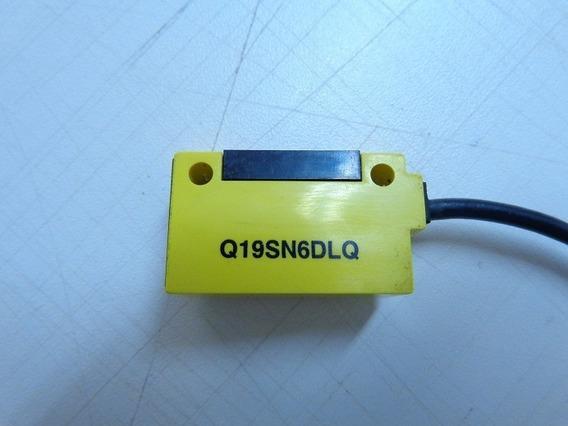 Q19sn6dlq Banner Sensor Fotoeletrico